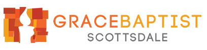 Grace Baptist Church ~ Scottsdale, AZ Logo